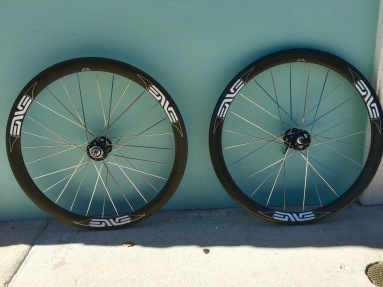 Those Paul Hubs w/ Big beefy ACE3 bladed spokes